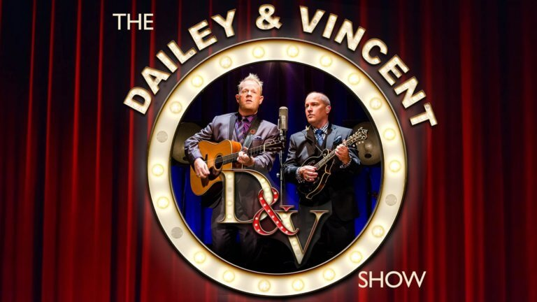 Dailey & Vincent Show poster