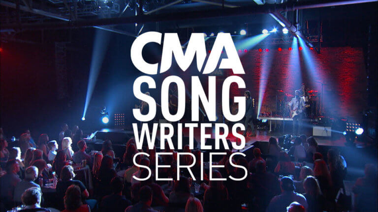 CMA Songwriters Series show poster