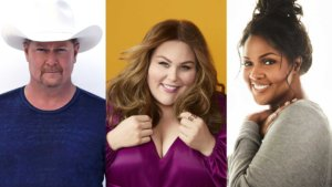Tracy Lawrence CeCe Winans Chrissy Metz